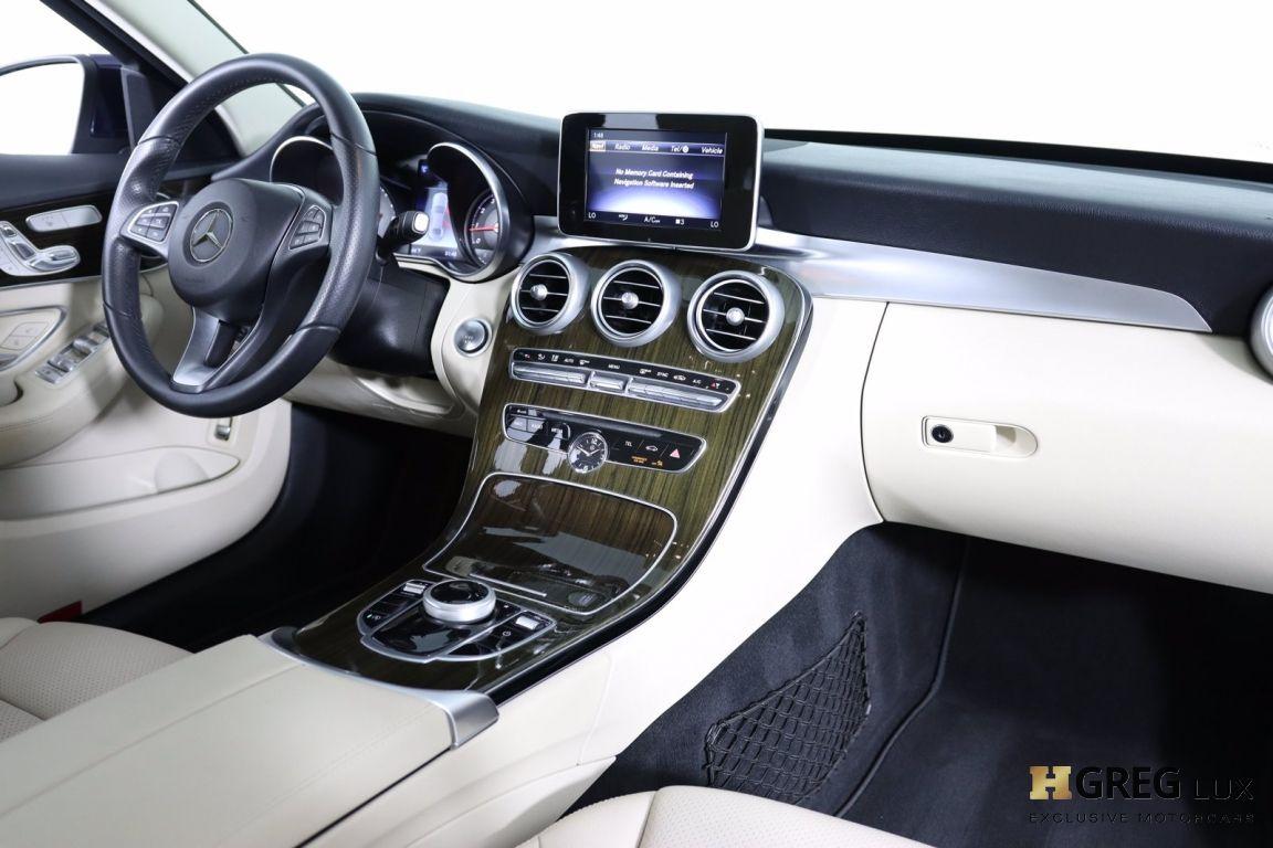 2018 Mercedes Benz C Class C 300 #56