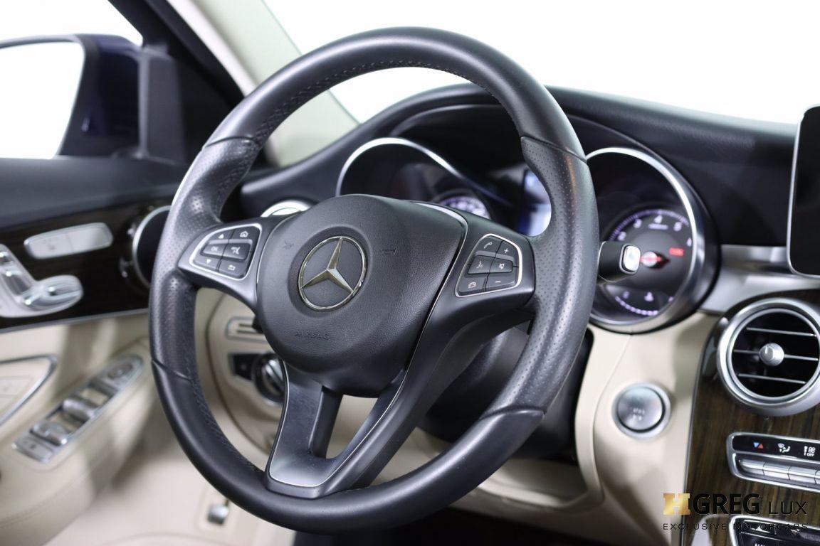 2018 Mercedes Benz C Class C 300 #49