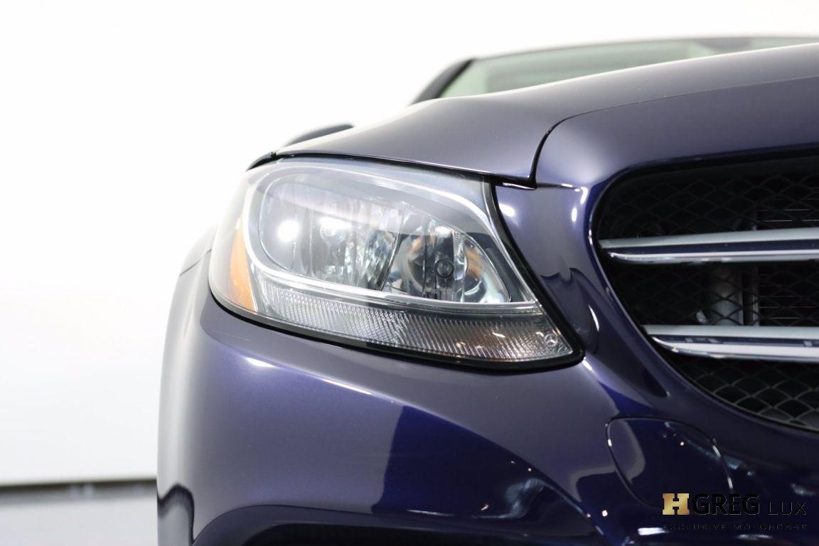 2018 Mercedes Benz C Class C 300 #4