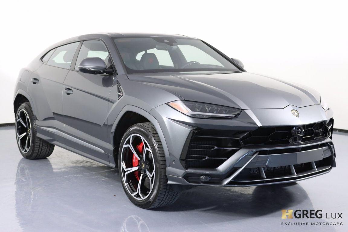 2020 Lamborghini Urus  #9