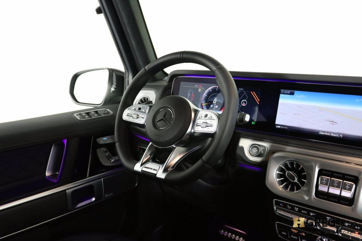 2020 Mercedes Benz G Class AMG G 63 #56