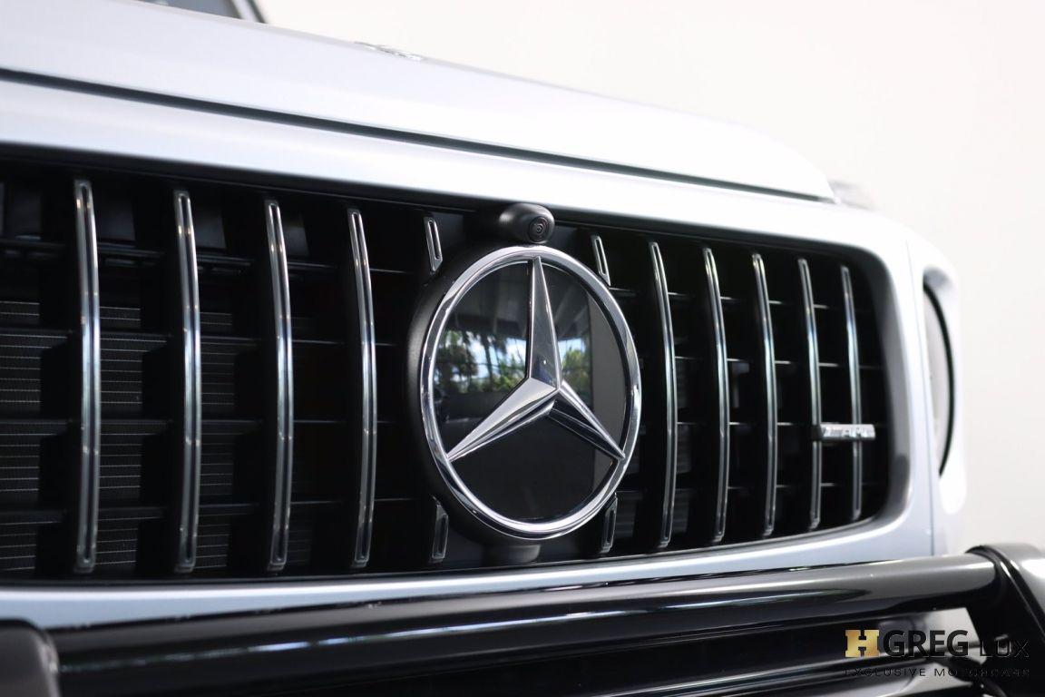 2020 Mercedes Benz G Class AMG G 63 #6