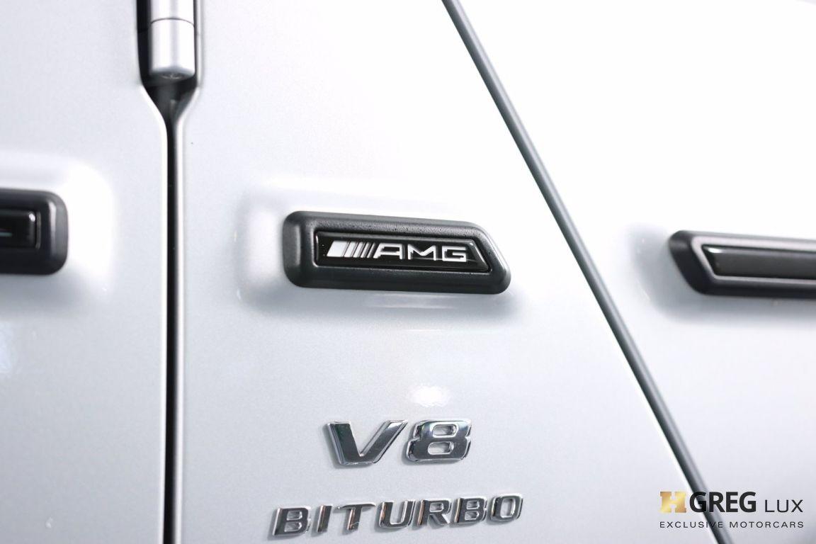2020 Mercedes Benz G Class AMG G 63 #16