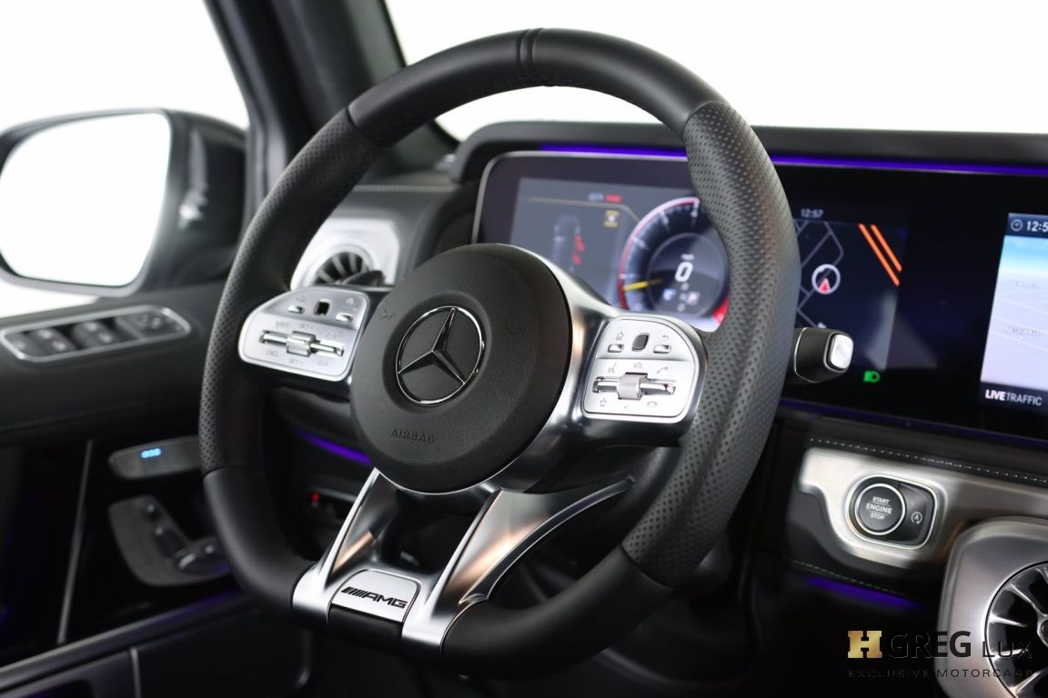 2020 Mercedes Benz G Class AMG G 63 #57