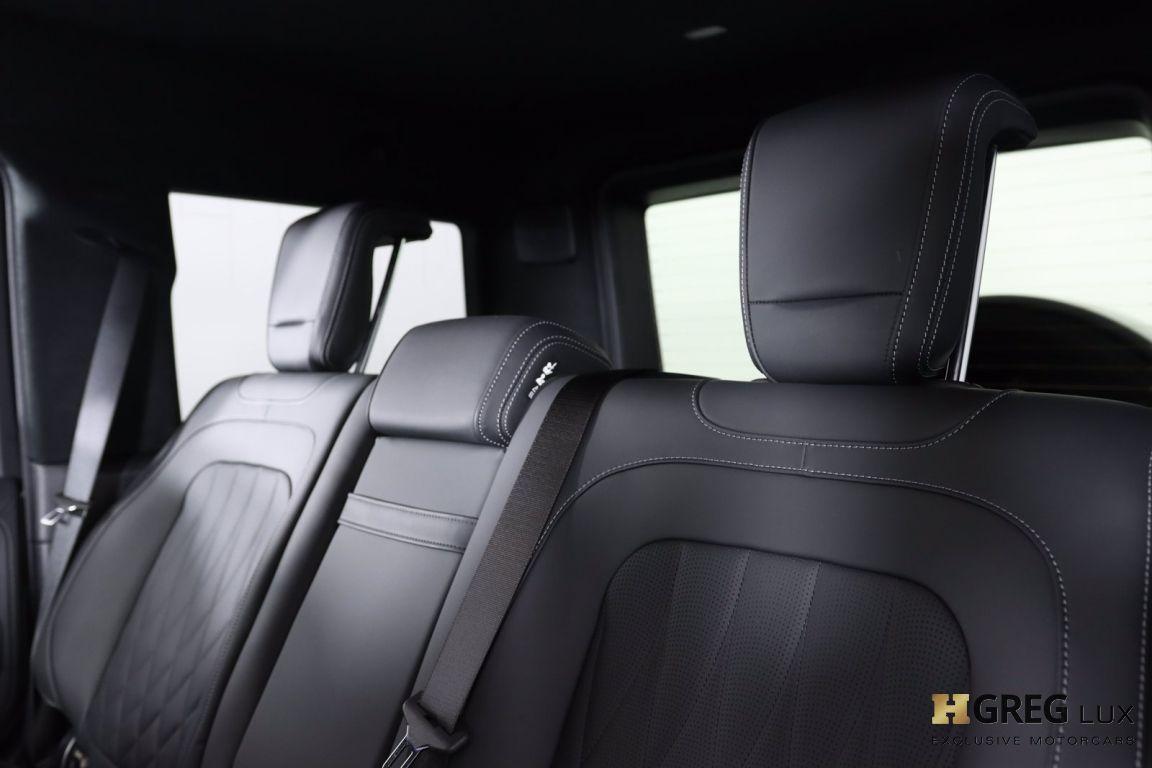 2020 Mercedes Benz G Class AMG G 63 #39