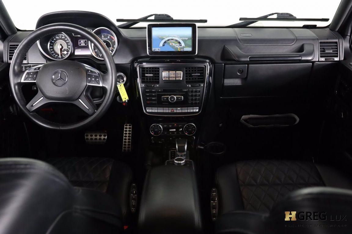 2015 Mercedes Benz G Class G 63 AMG #36