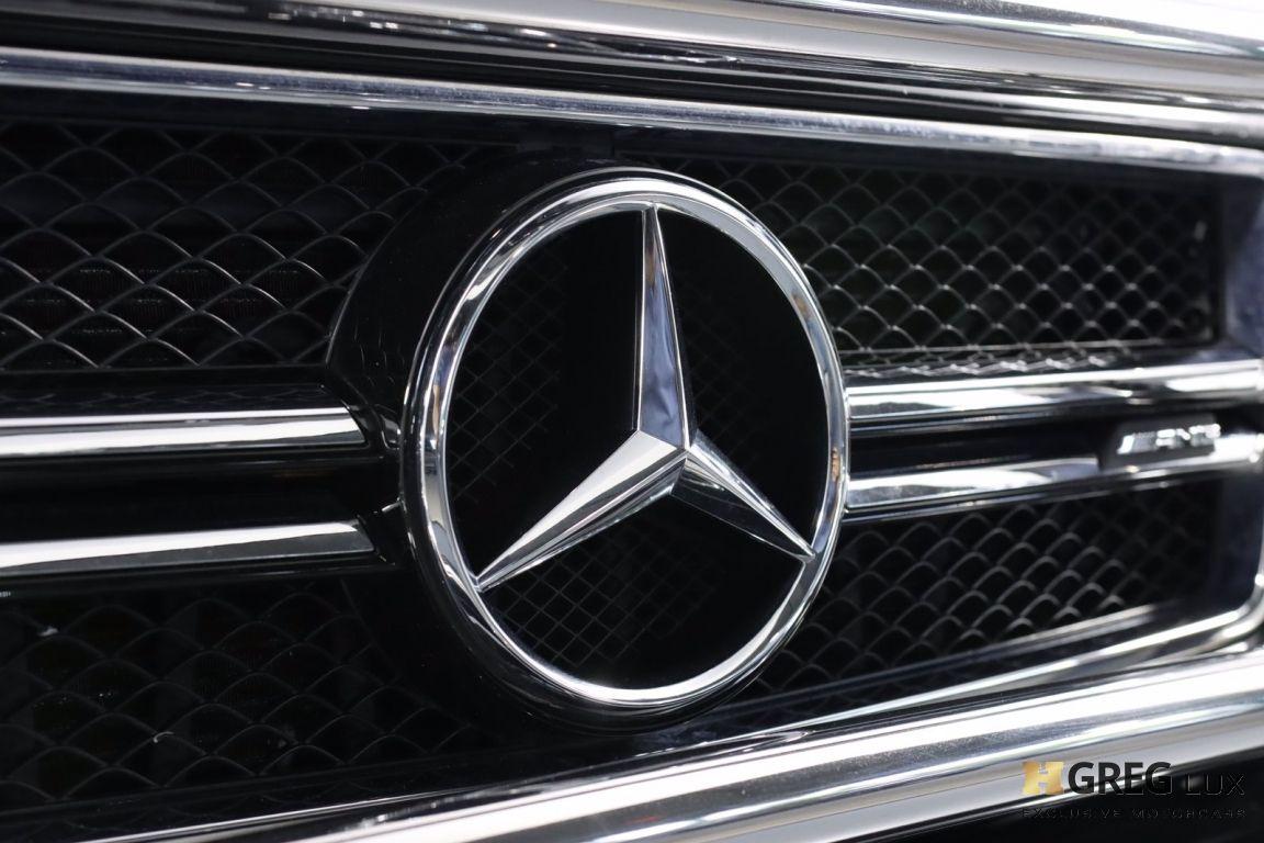 2015 Mercedes Benz G Class G 63 AMG #6
