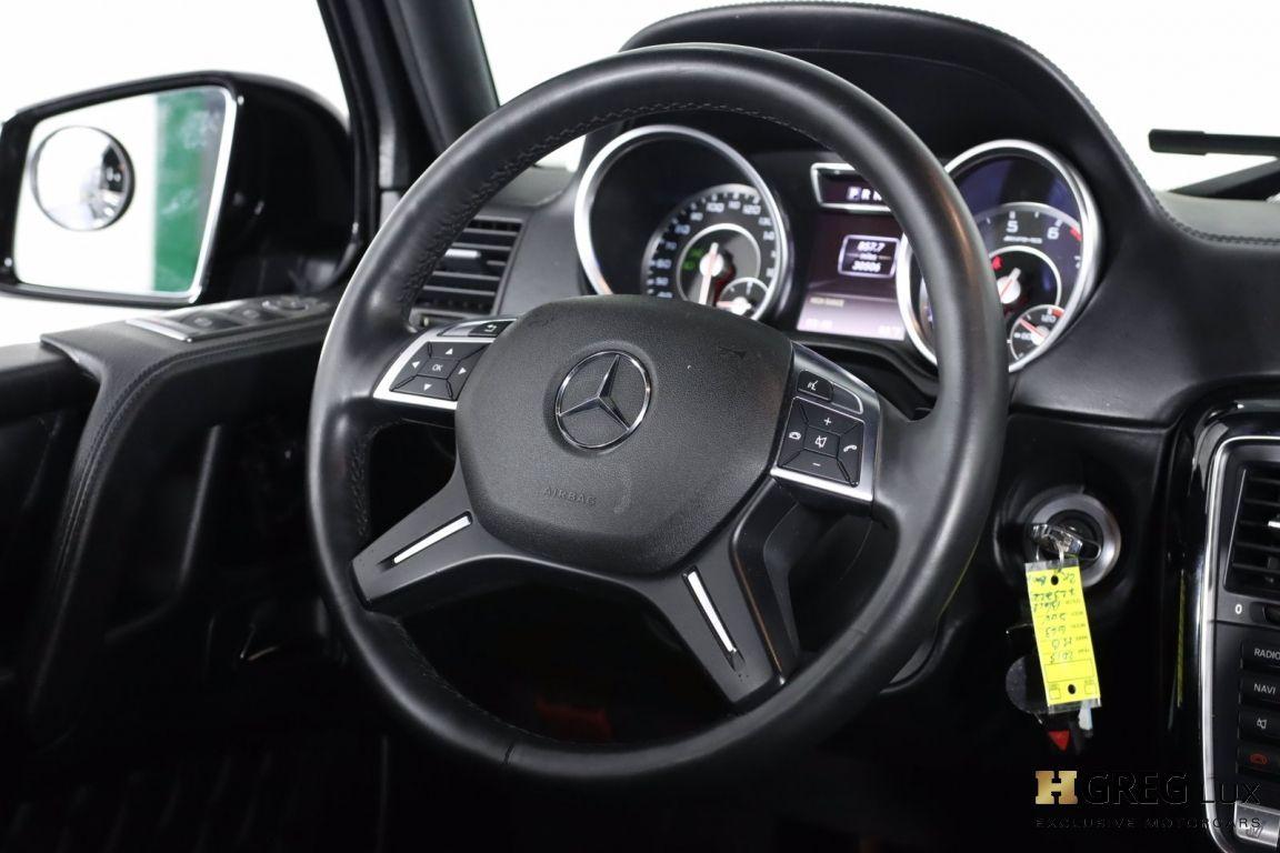 2015 Mercedes Benz G Class G 63 AMG #56