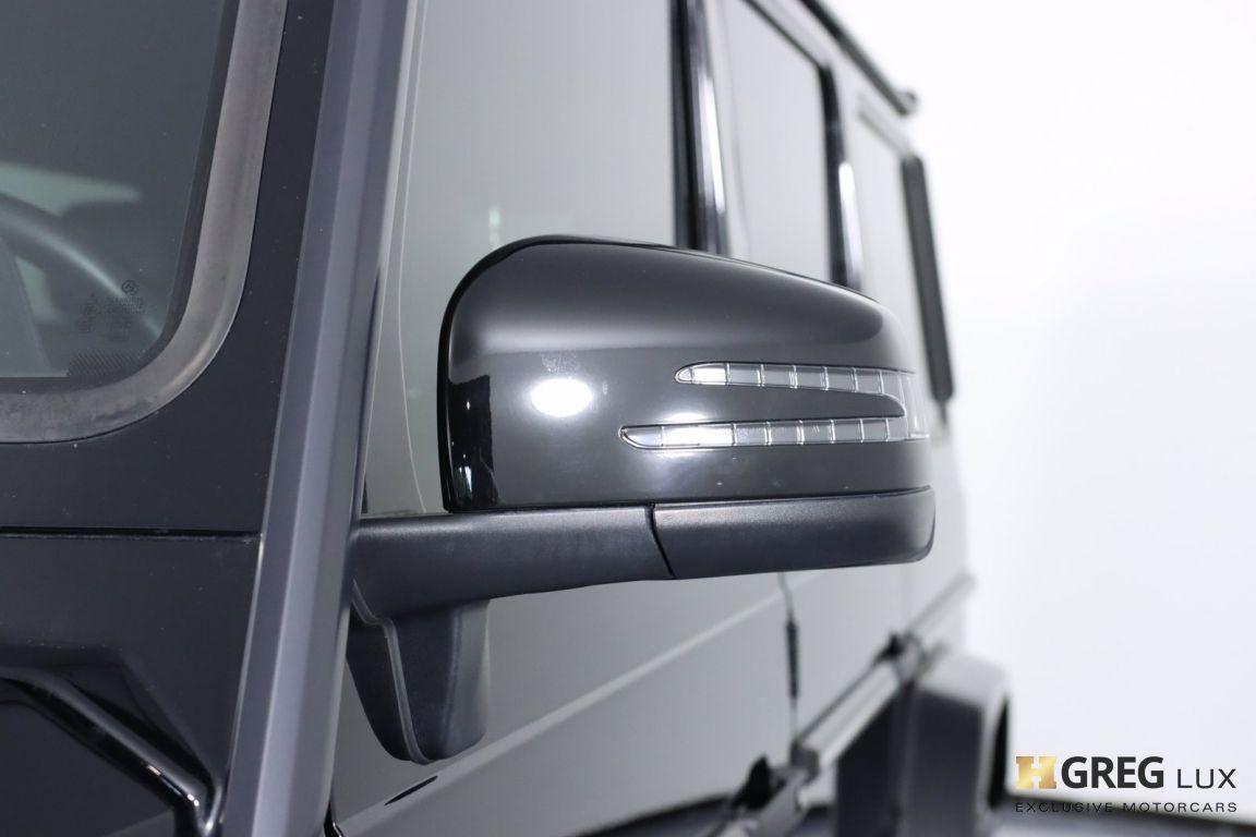 2015 Mercedes Benz G Class G 63 AMG #10