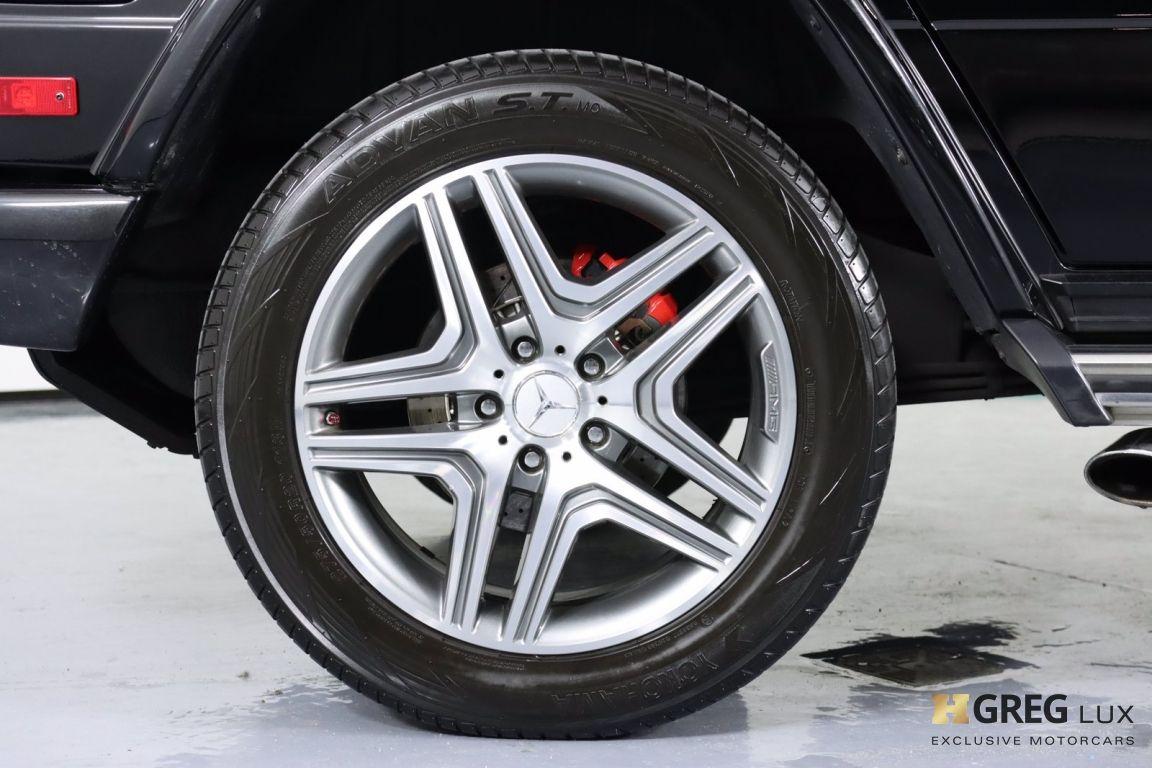 2015 Mercedes Benz G Class G 63 AMG #17