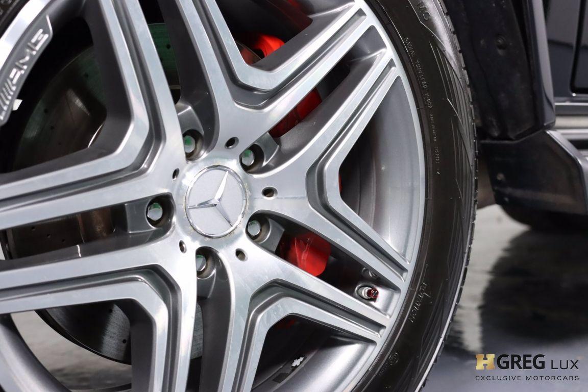 2015 Mercedes Benz G Class G 63 AMG #29