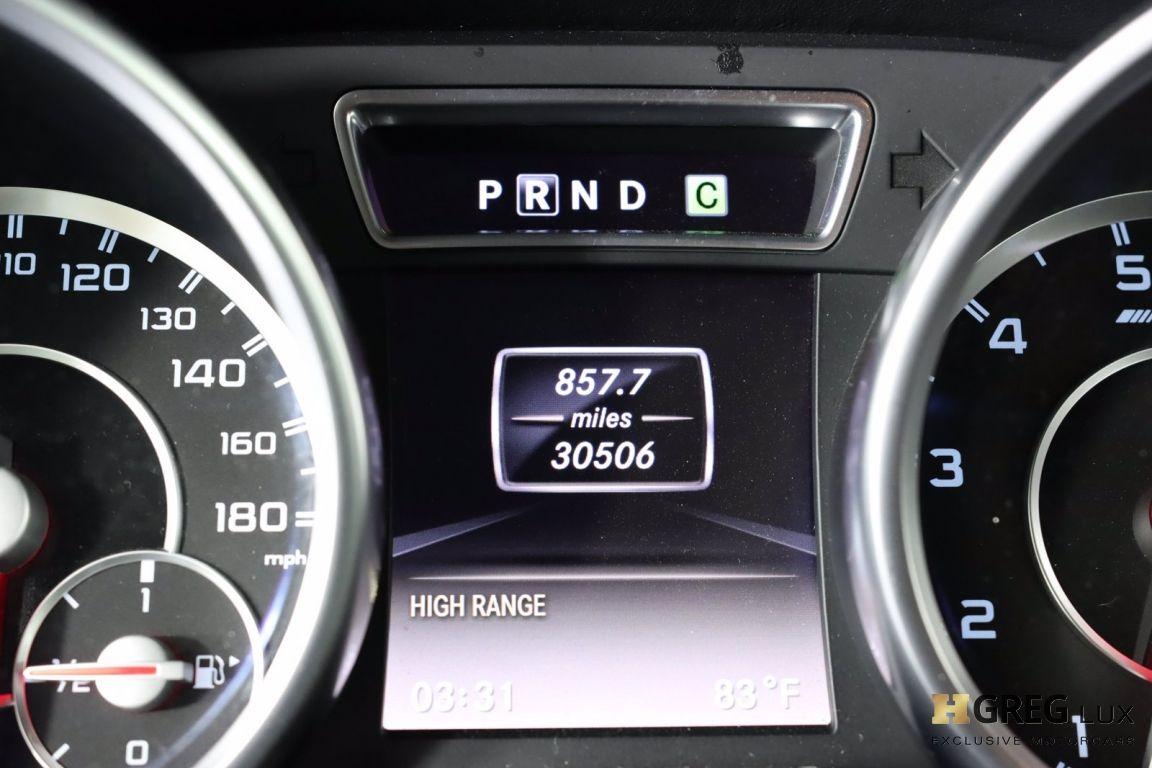 2015 Mercedes Benz G Class G 63 AMG #59