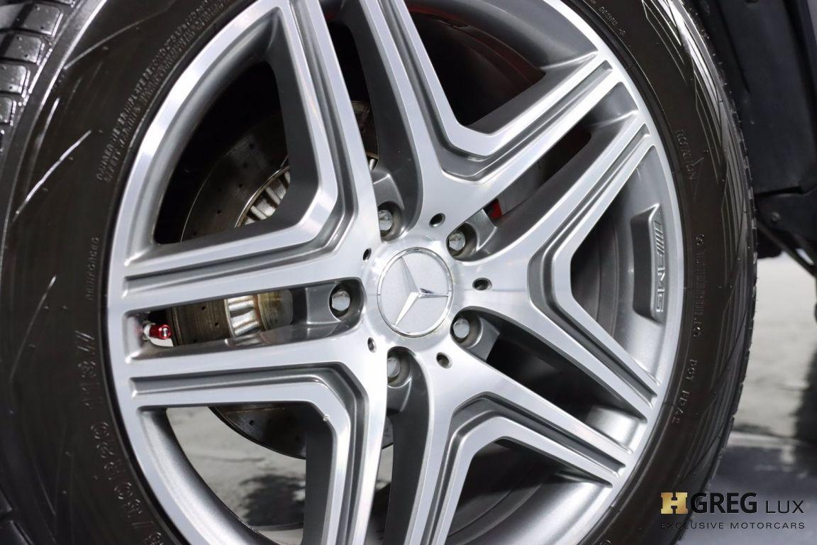 2015 Mercedes Benz G Class G 63 AMG #18
