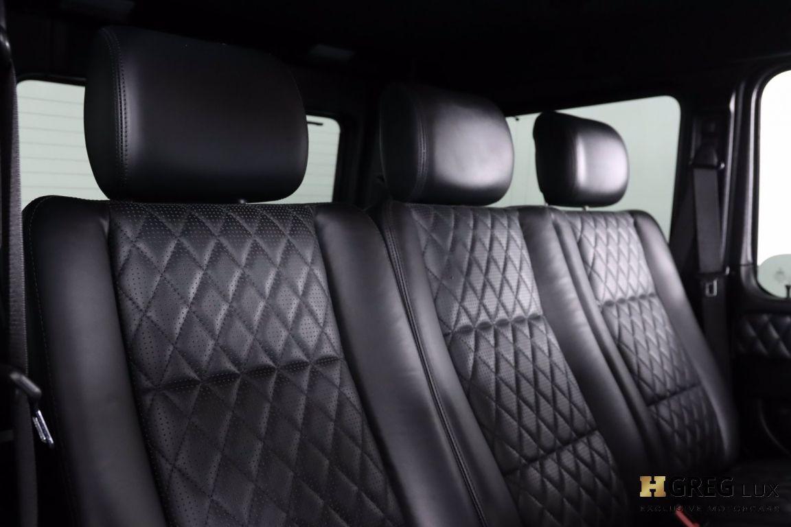 2015 Mercedes Benz G Class G 63 AMG #43