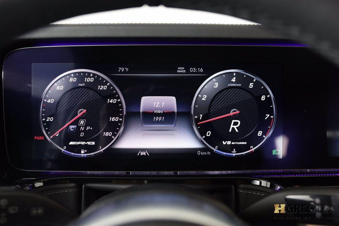 2021 Mercedes Benz G Class AMG G 63 #67