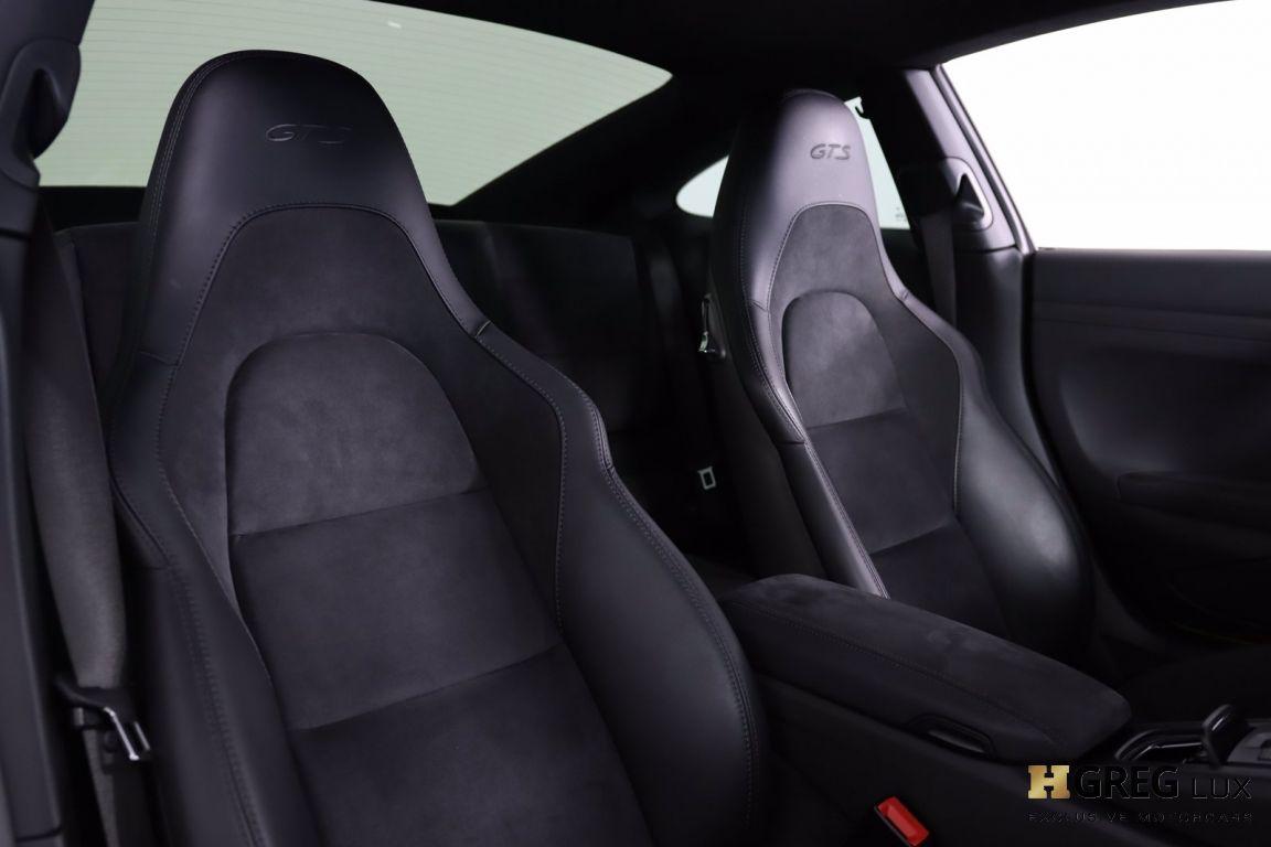 2017 Porsche 911 Carrera 4 GTS #38