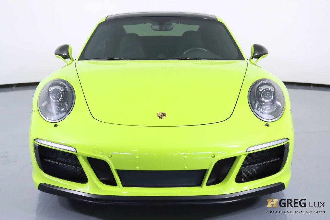2017 Porsche 911 Carrera 4 GTS #3