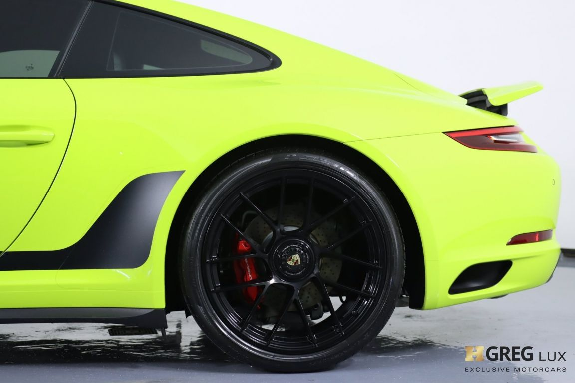 2017 Porsche 911 Carrera 4 GTS #29