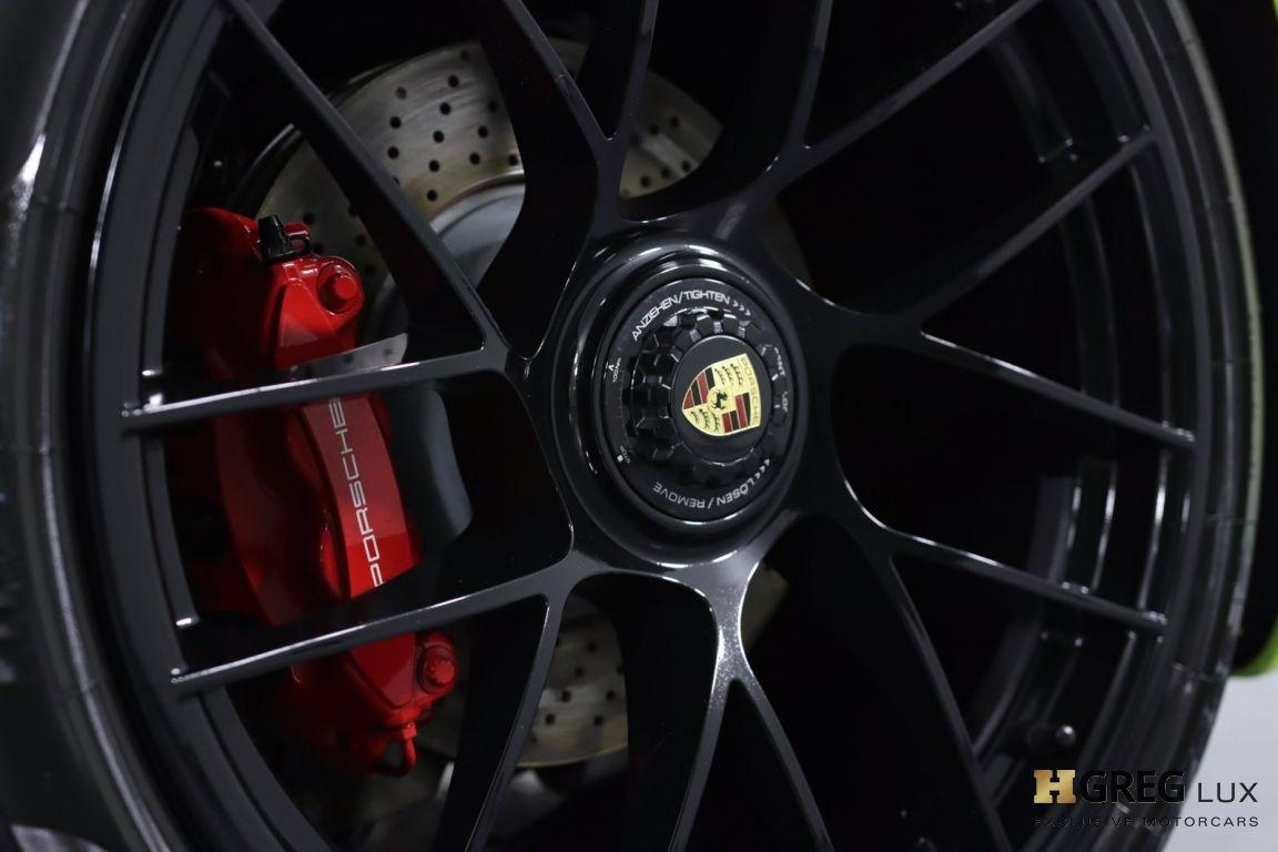 2017 Porsche 911 Carrera 4 GTS #31