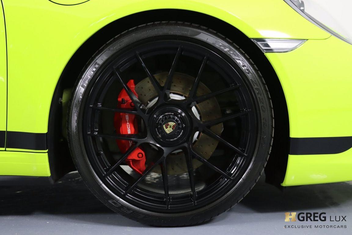 2017 Porsche 911 Carrera 4 GTS #12