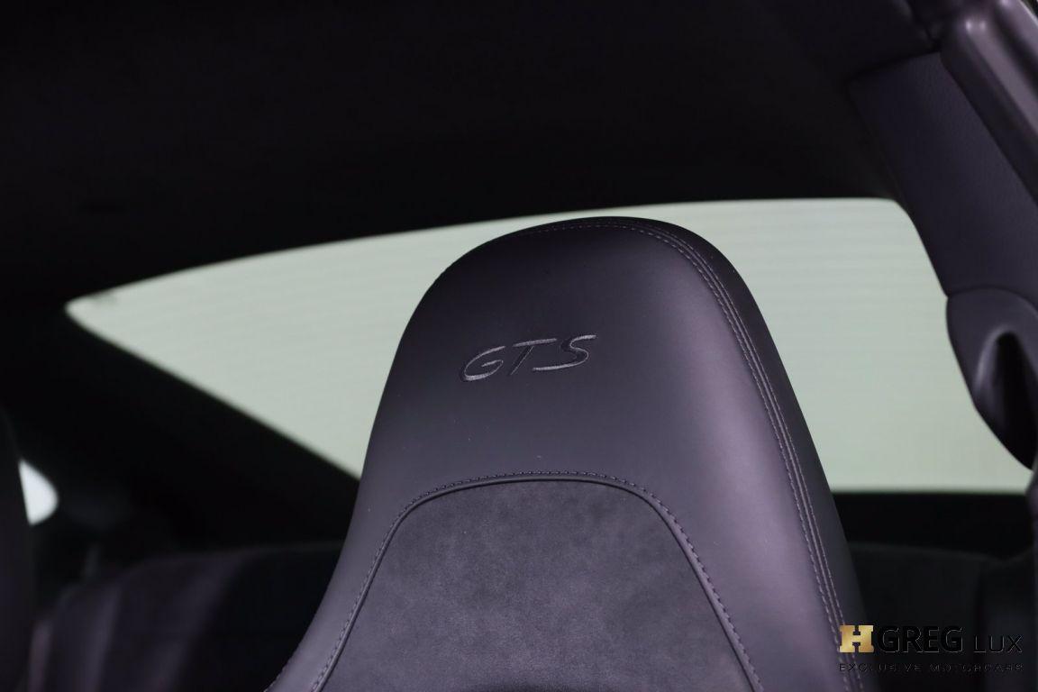 2017 Porsche 911 Carrera 4 GTS #34
