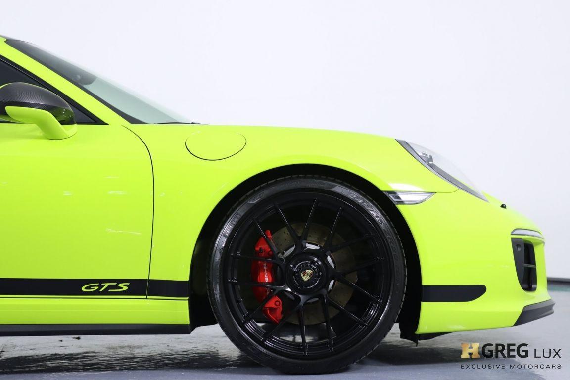 2017 Porsche 911 Carrera 4 GTS #11
