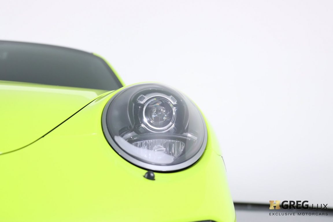 2017 Porsche 911 Carrera 4 GTS #5
