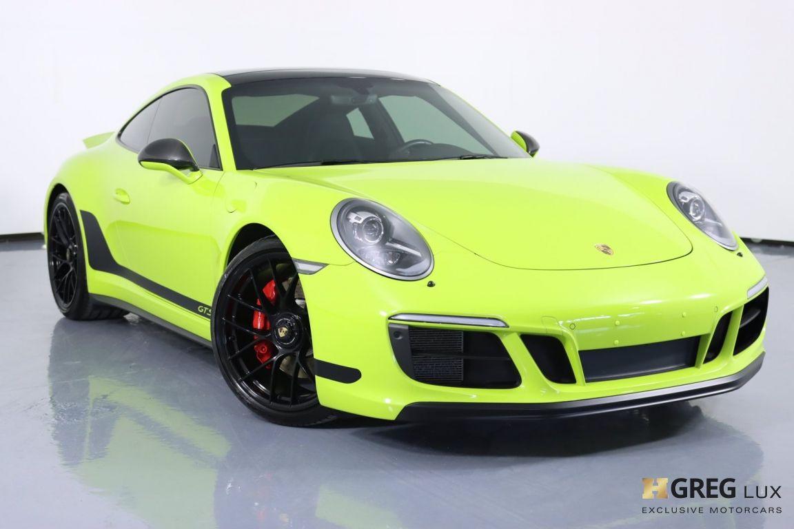 2017 Porsche 911 Carrera 4 GTS #0