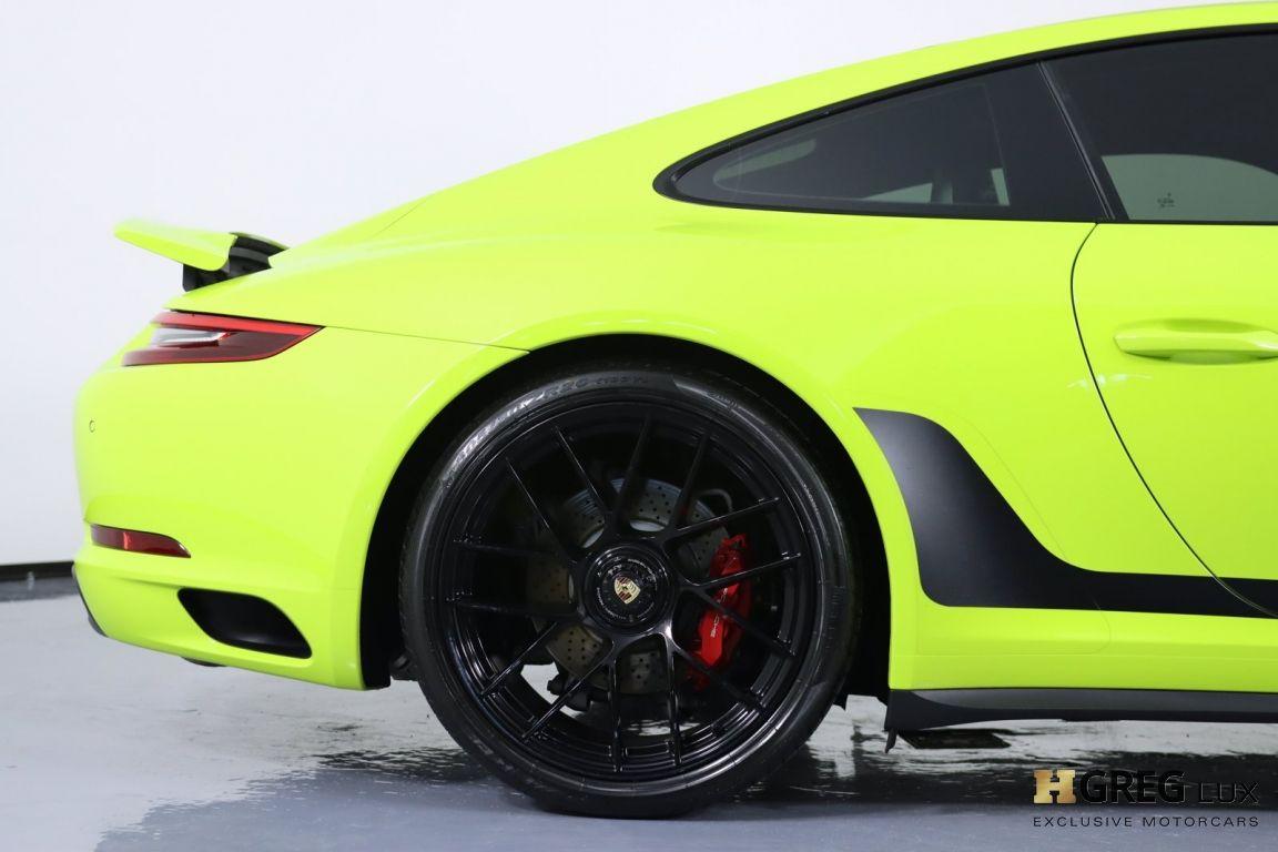 2017 Porsche 911 Carrera 4 GTS #14