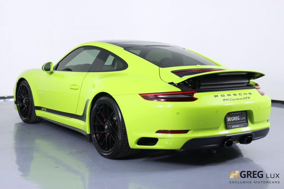 2017 Porsche 911 Carrera 4 GTS #24