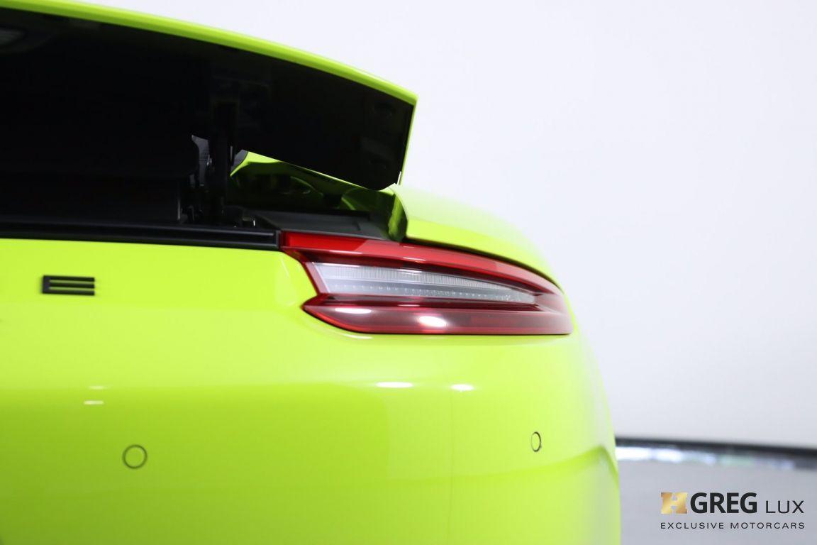 2017 Porsche 911 Carrera 4 GTS #21