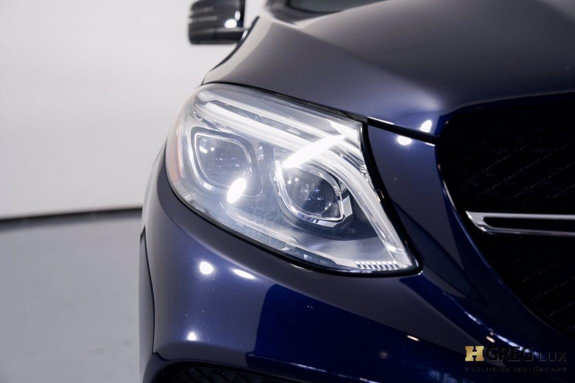 2018 Mercedes Benz GLE AMG GLE 43 #4
