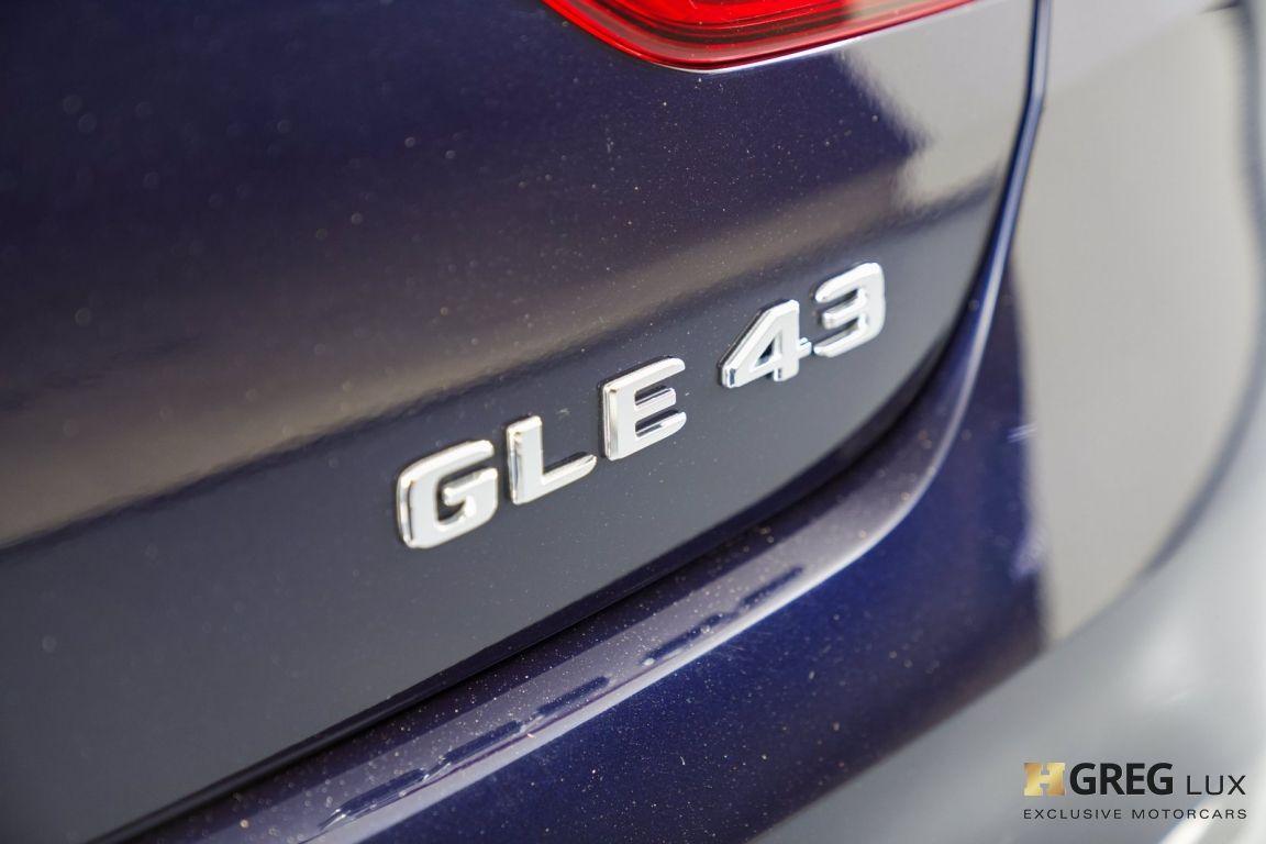 2018 Mercedes Benz GLE AMG GLE 43 #26