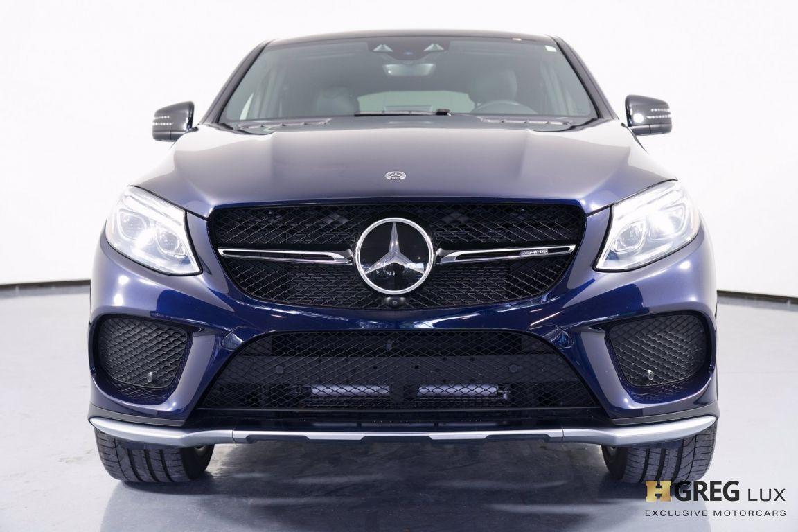 2018 Mercedes Benz GLE AMG GLE 43 #3