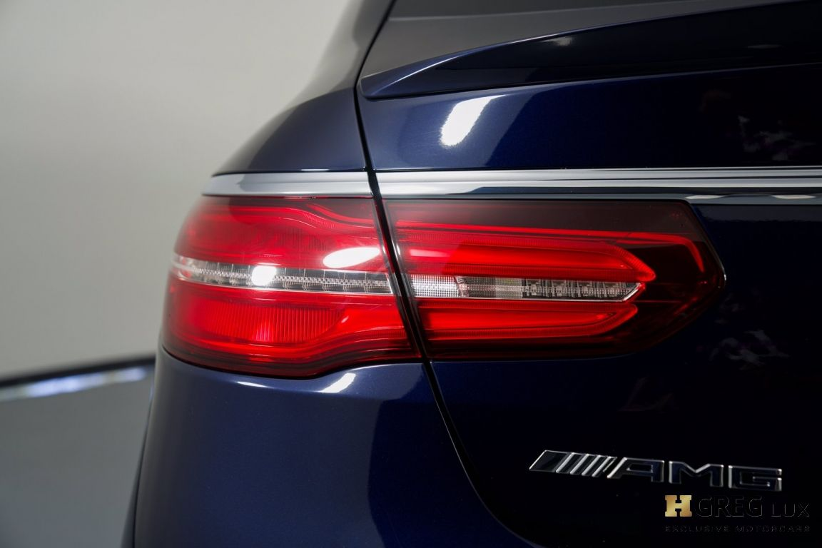 2018 Mercedes Benz GLE AMG GLE 43 #22
