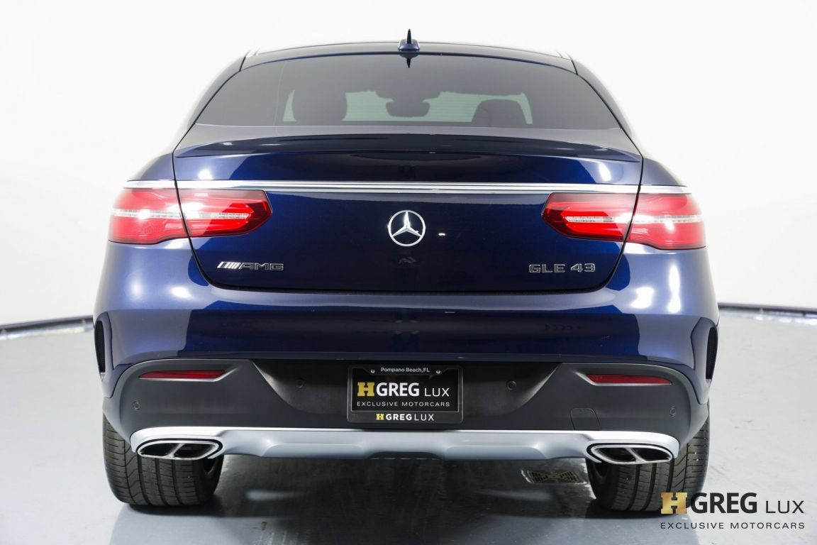 2018 Mercedes Benz GLE AMG GLE 43 #21