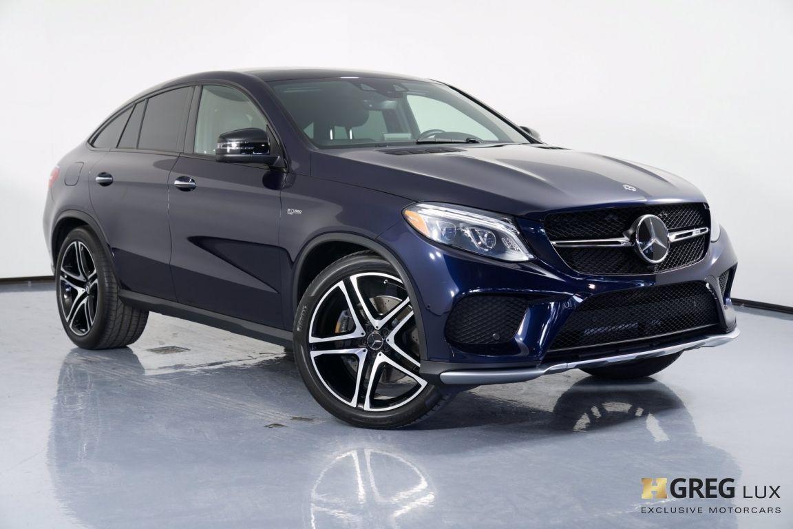 2018 Mercedes Benz GLE AMG GLE 43 #0