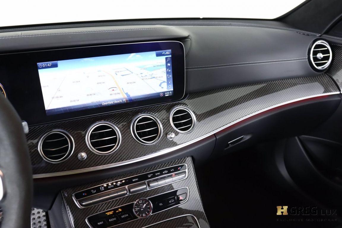 2019 Mercedes Benz E Class AMG E 63 S #51