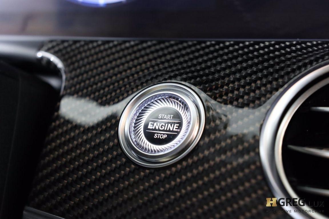 2019 Mercedes Benz E Class AMG E 63 S #59