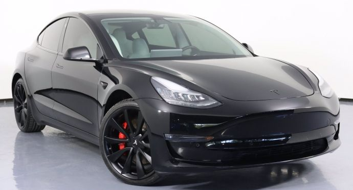 2019 Tesla Model 3  #0
