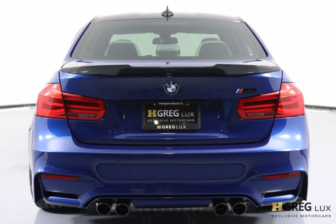 2018 BMW M3  #18