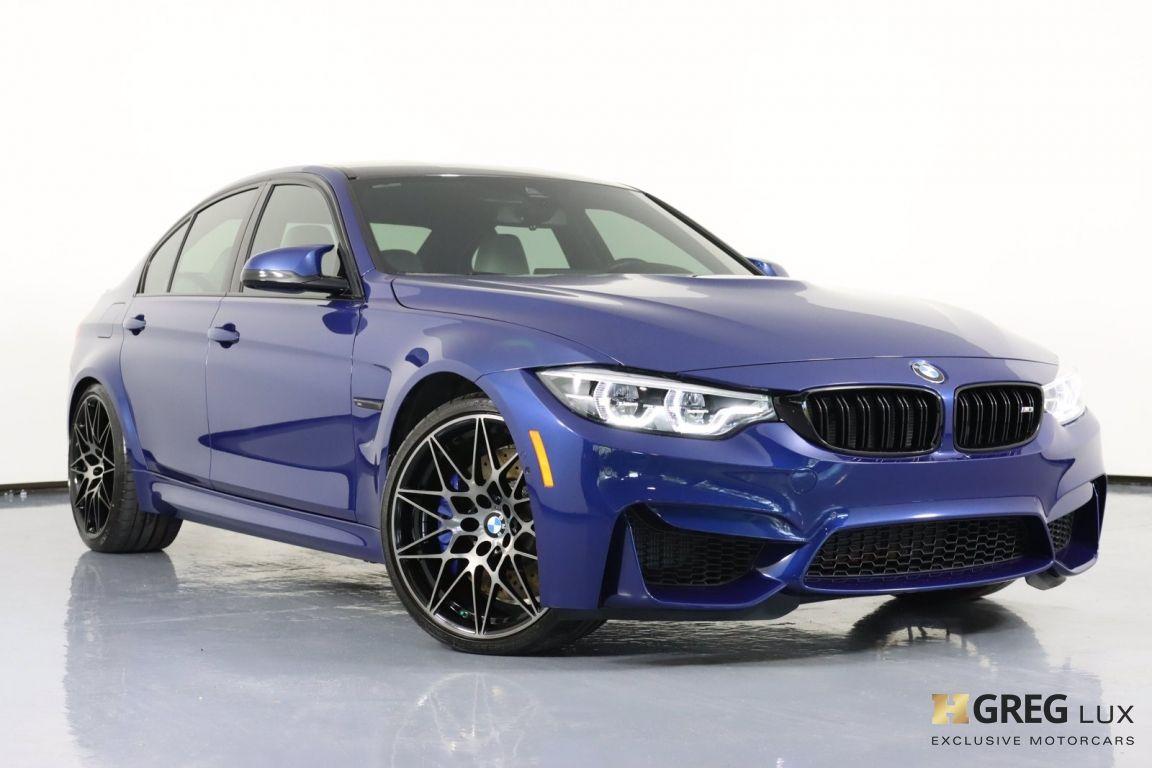 2018 BMW M3  #30