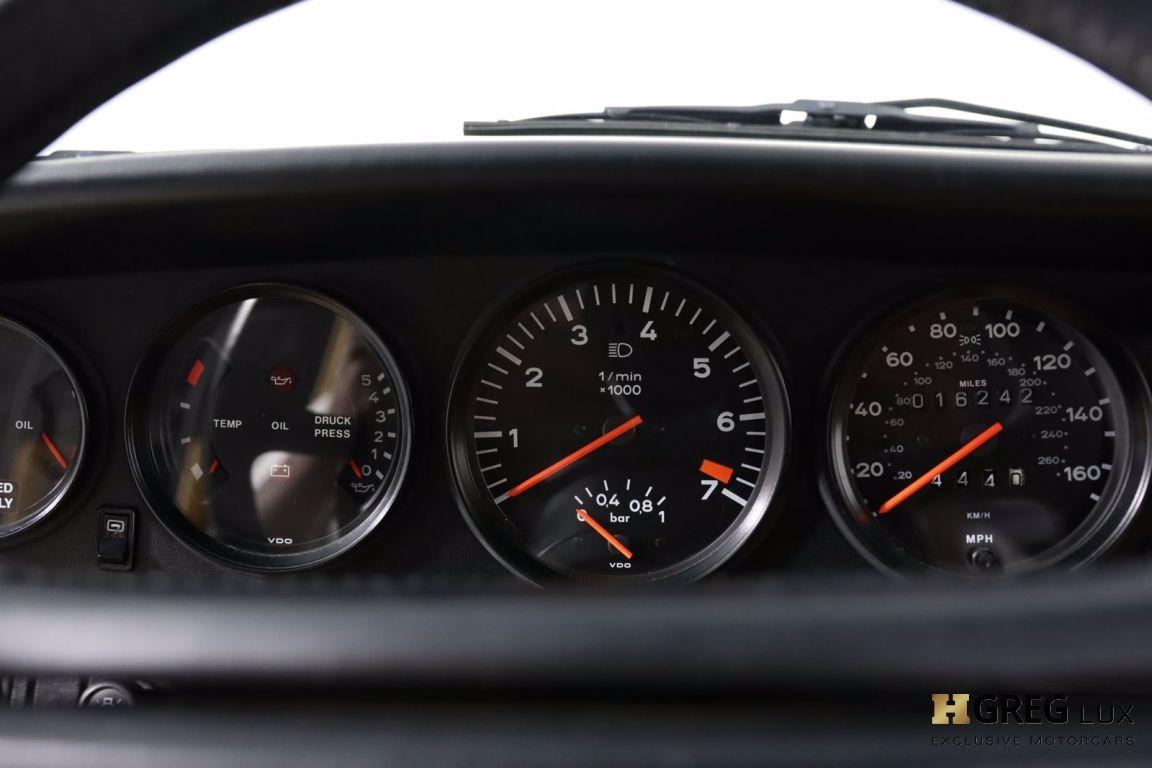 1987 Porsche 911 Turbo #37