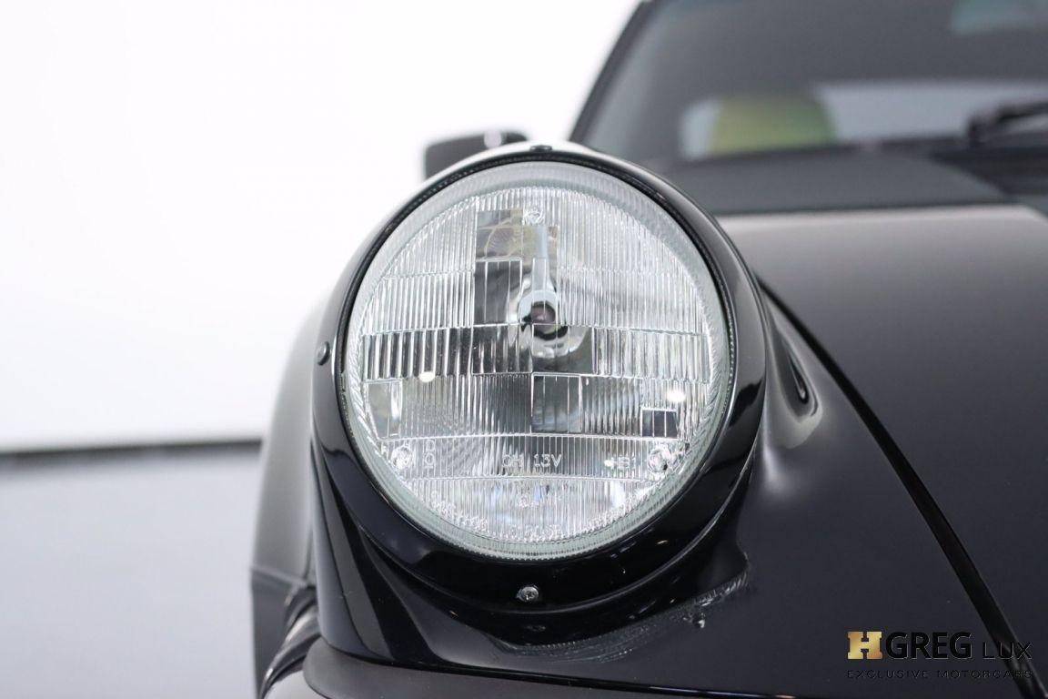 1987 Porsche 911 Turbo #4