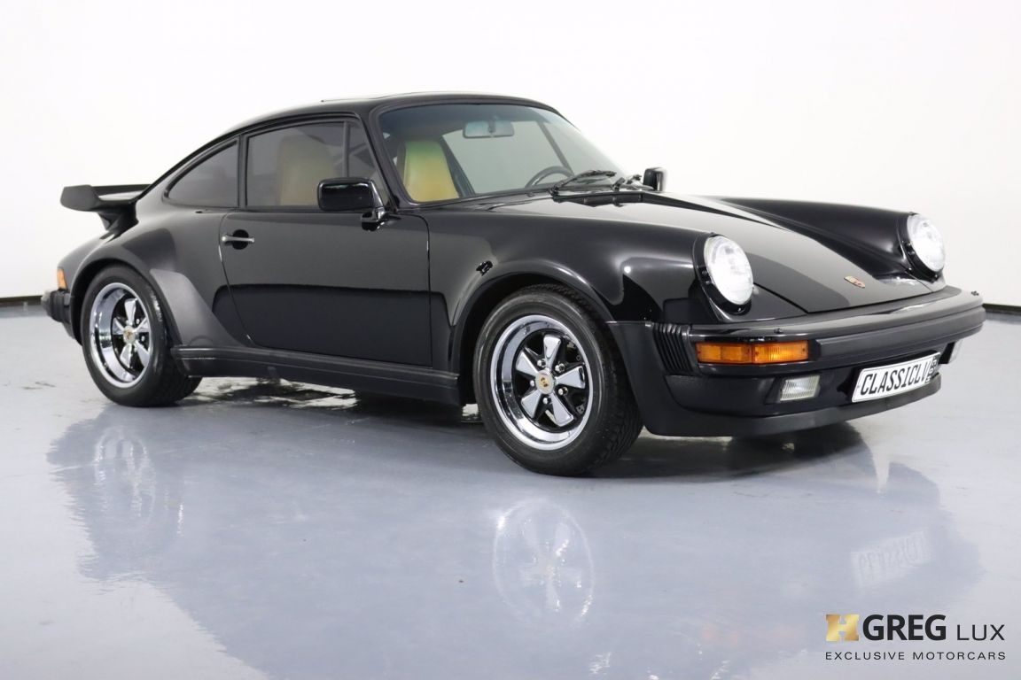1987 Porsche 911 Turbo #9