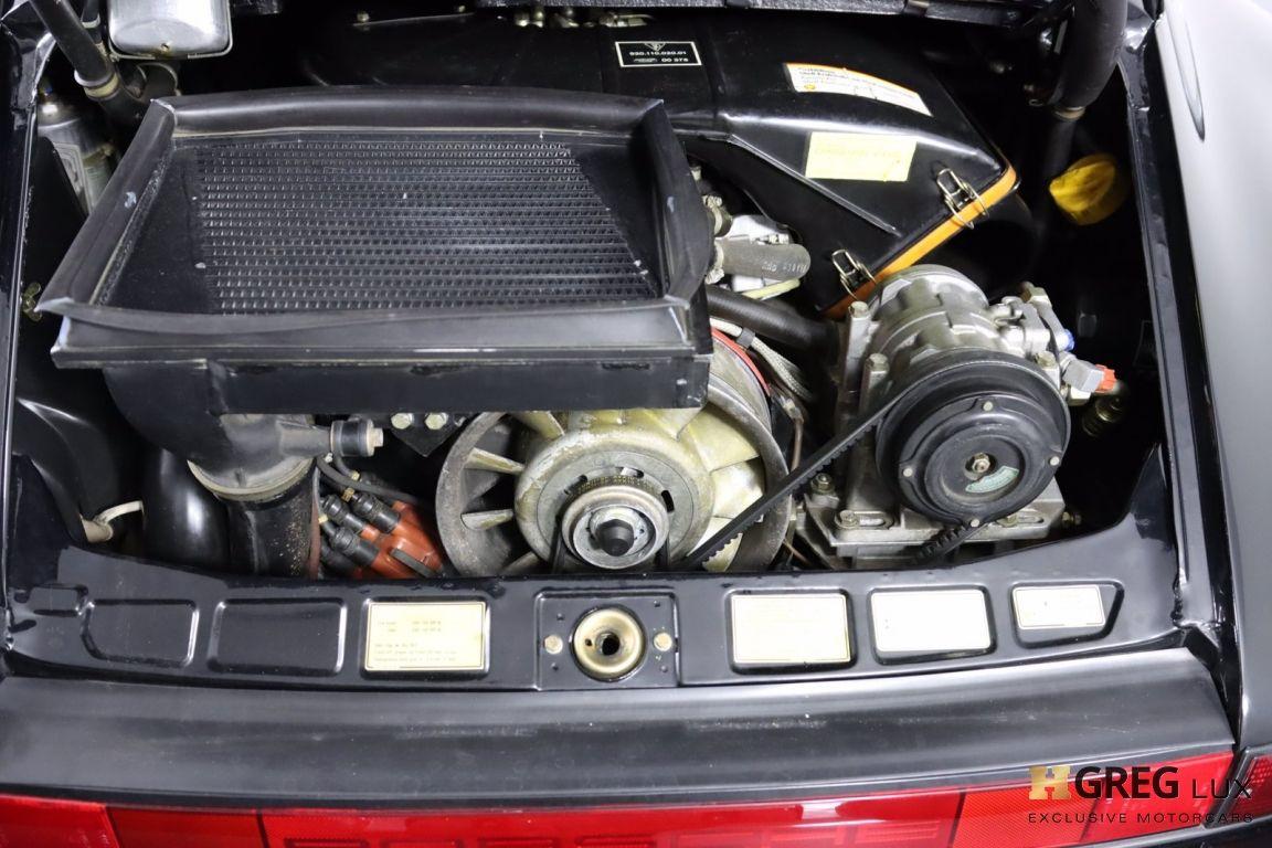 1987 Porsche 911 Turbo #40