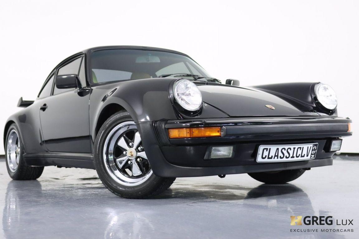 1987 Porsche 911 Turbo #25