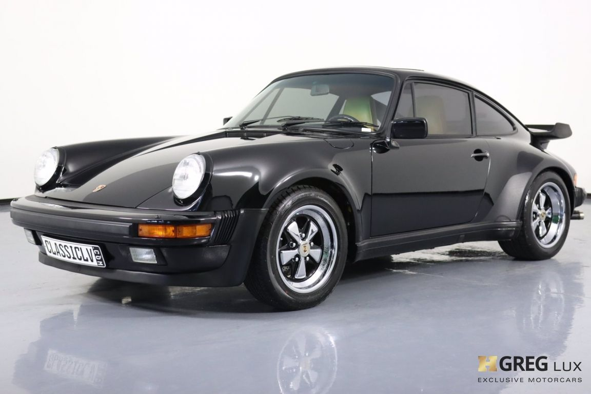 1987 Porsche 911 Turbo #24