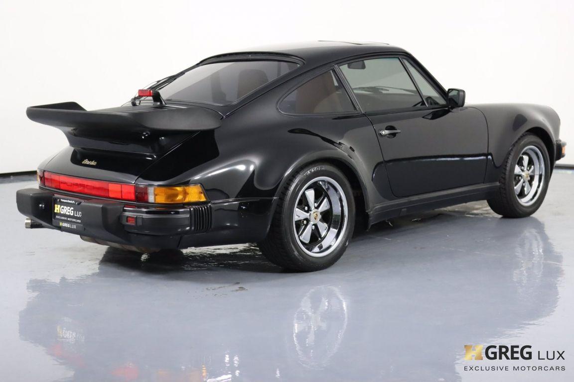 1987 Porsche 911 Turbo #15