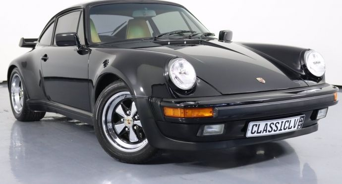 1987 Porsche 911 Turbo #0